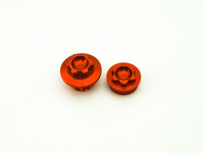 22mm Spindle Screw & Plug Bushing