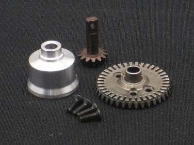 3905 Diff Cup with Modified Traxxas Gear