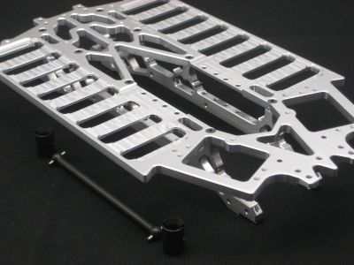 Extended E-Maxx Chassis